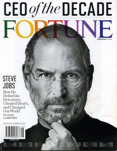 Steve Job - CEO of the Decace